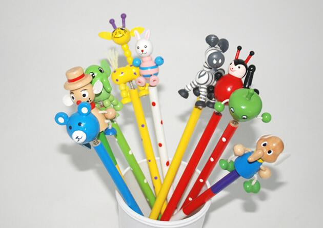 personalized kids pencils